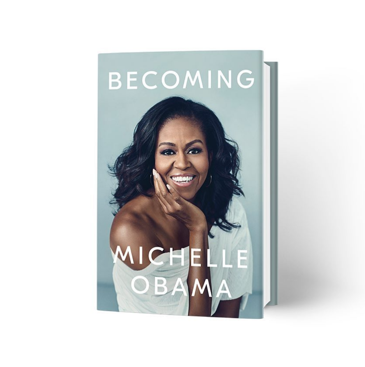 """We love - """"Becoming"""" by Michelle Obama."""