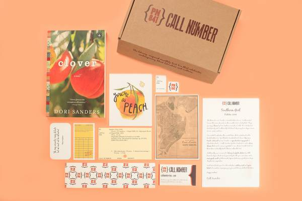 We love - Call Number, a library inspired book subscription box celebrating contemporary Black literature and authors.