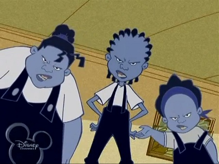 The Gross Sisters…and Kodak Black