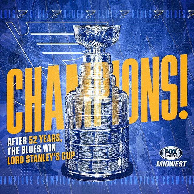 It doesn't get better than this 💙  #stlouisblues #wewonthecup #weallbleedblue
