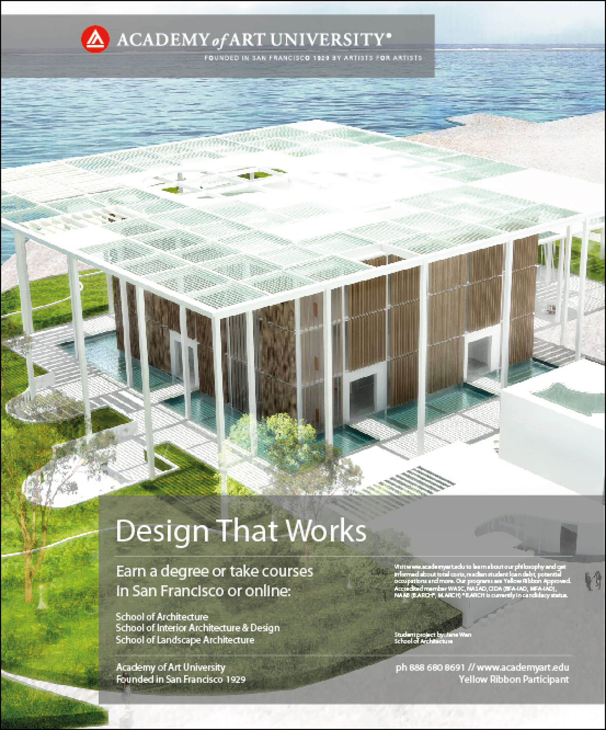 Published in Architect Magazine Mobile Reader / Summer 2016