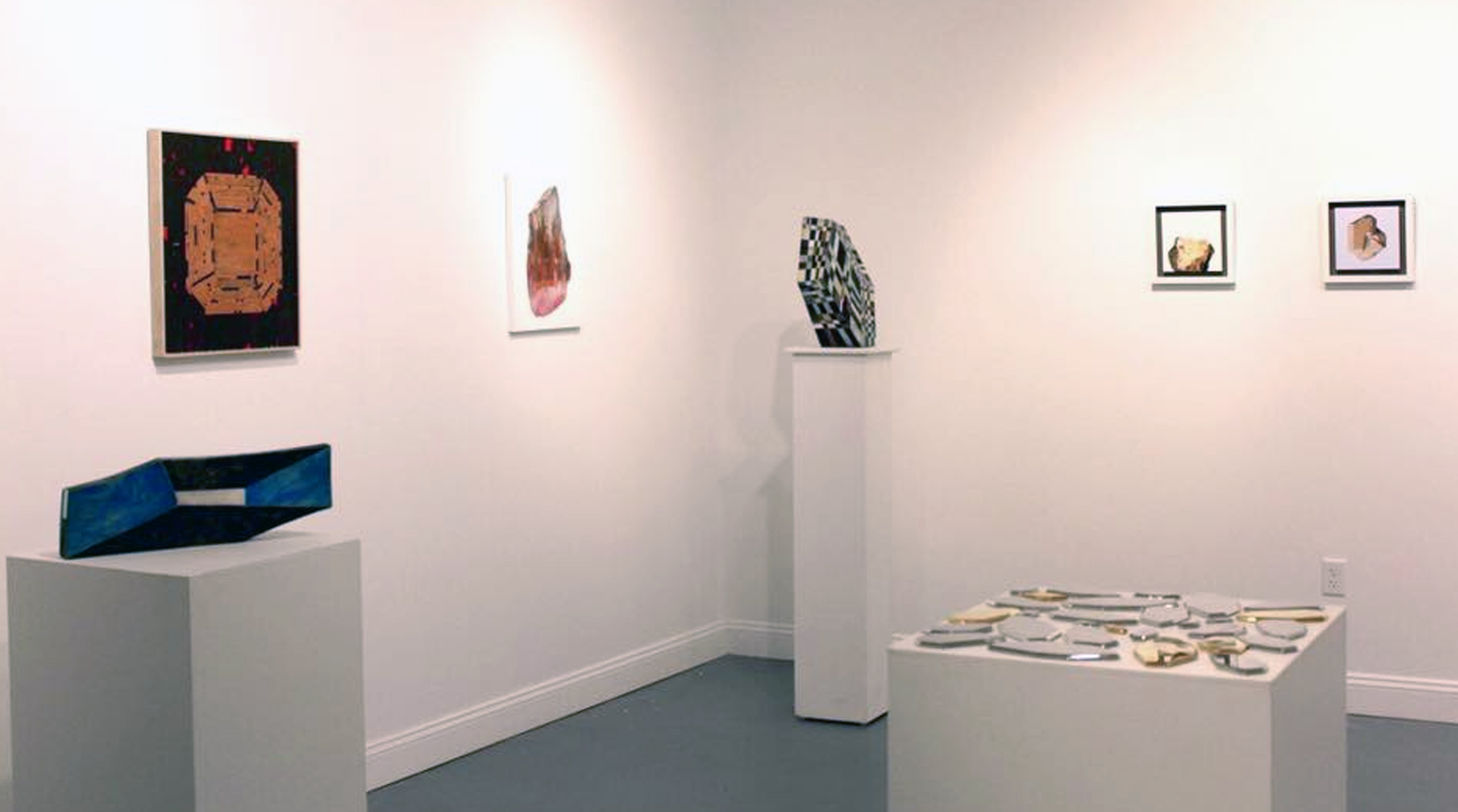 Super Gems    Clark Derbes, Leah Piepgras, Susan Richards, and Will Sears   August 30-October 7, 2016   Stonehill College  , Easton, MA