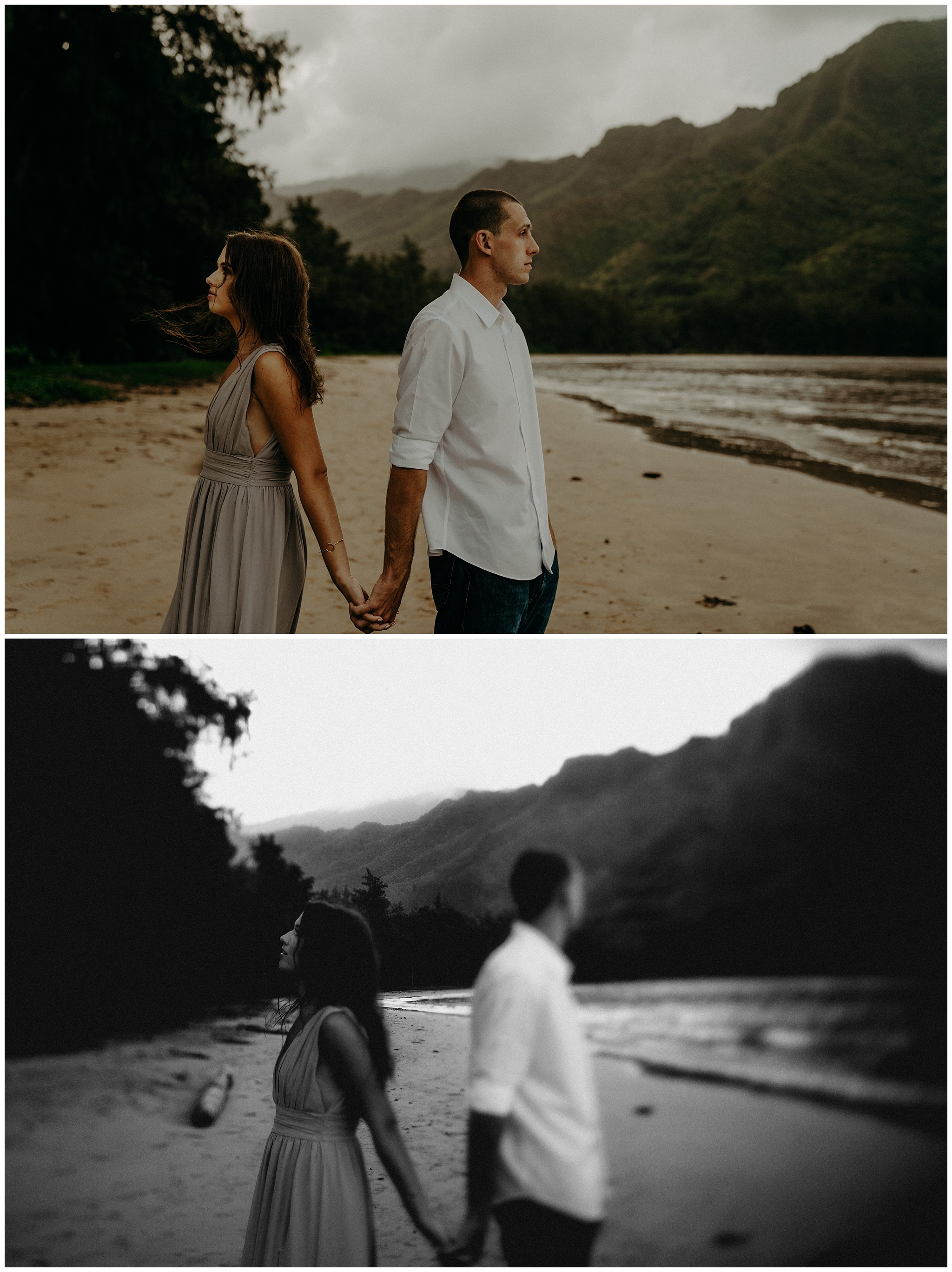engagement photo locations oahu