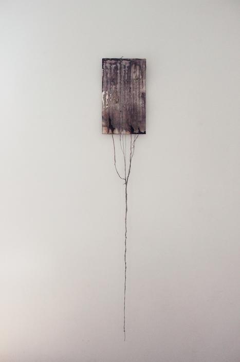 Brooke E. Herr, Tributary, 2015
