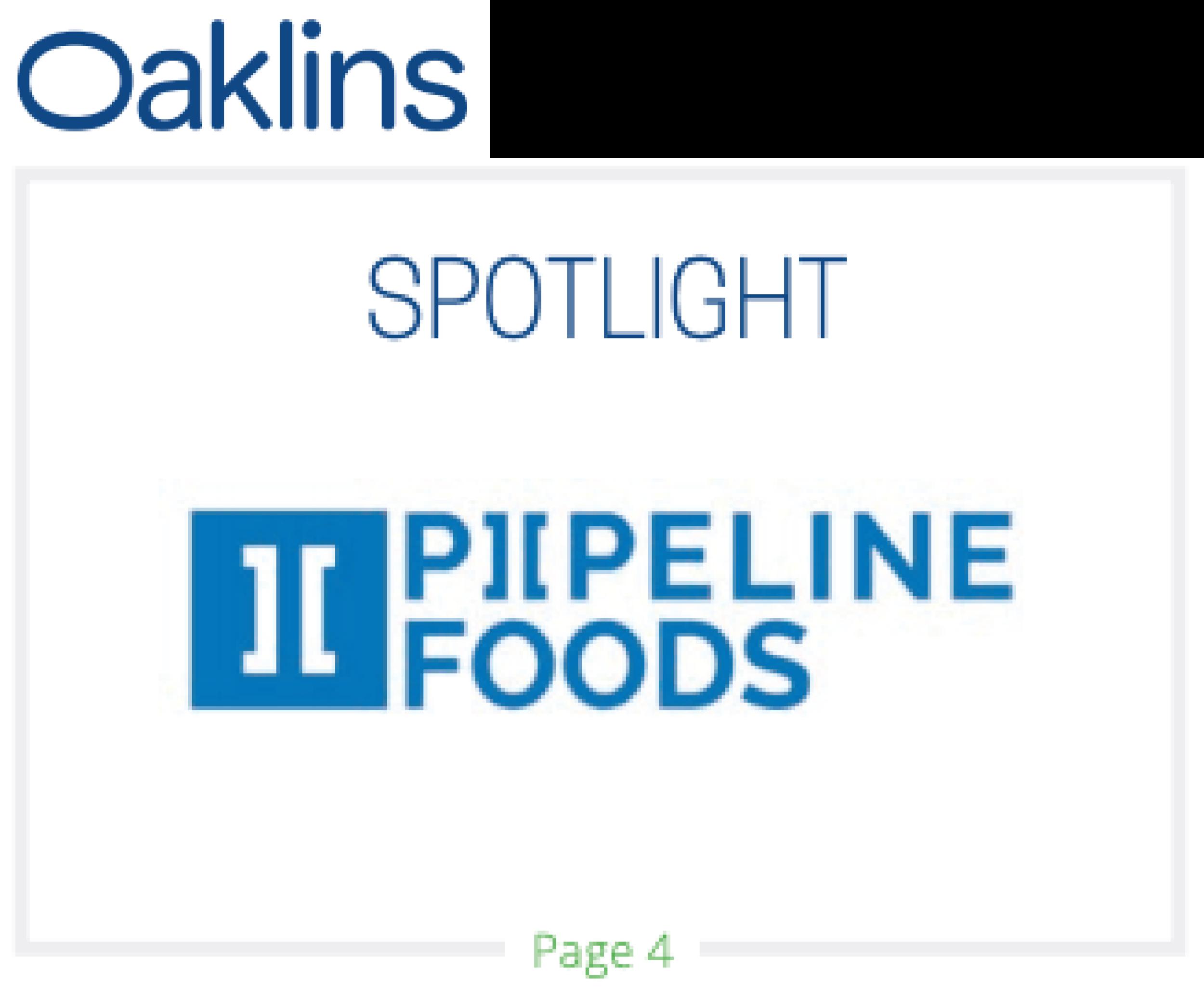 oaklins pipeline foods.png