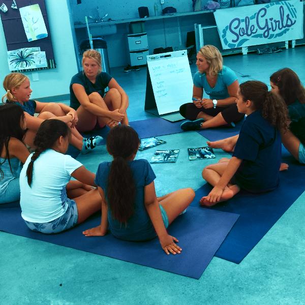 Sole Girls Meeting