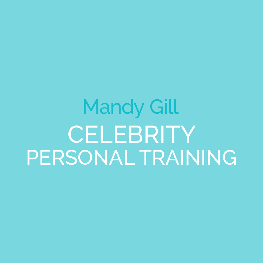 Celebrity Personal Training