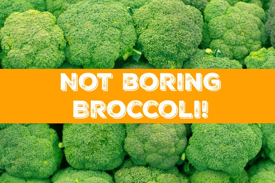 """There will be ZERO hesitation for you to """"eat your broccoli"""" after you see this delicious recipe! Scroll for video."""