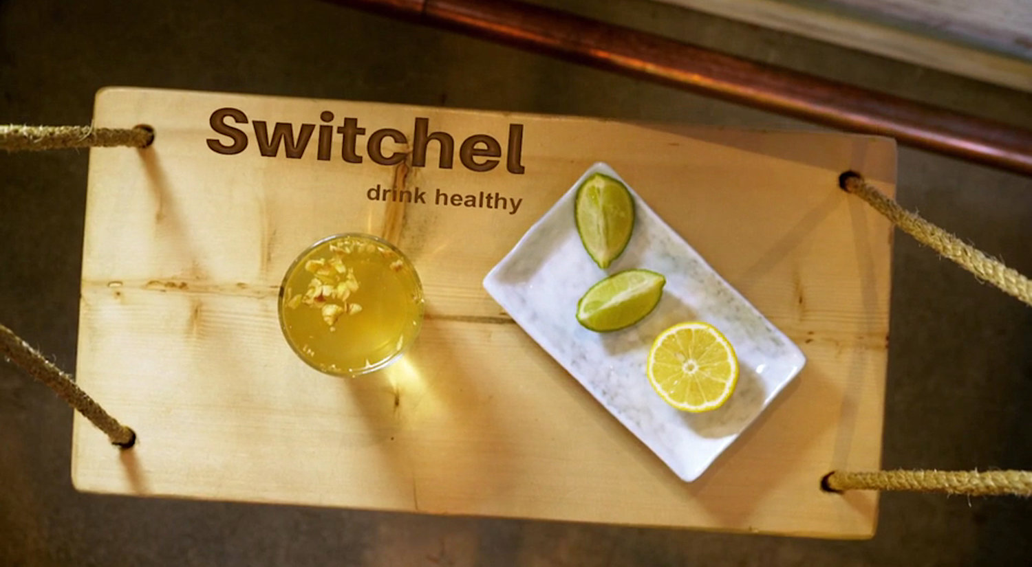 "Switchel is hot on the heels of Kombucha as the new ""it"" drink for 2018. Find out all about it in our latest Buddha-Full TV Segment."