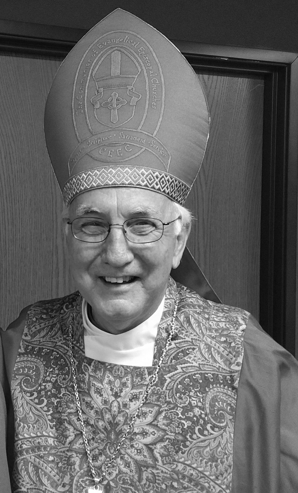 Archbishop Charles Travis