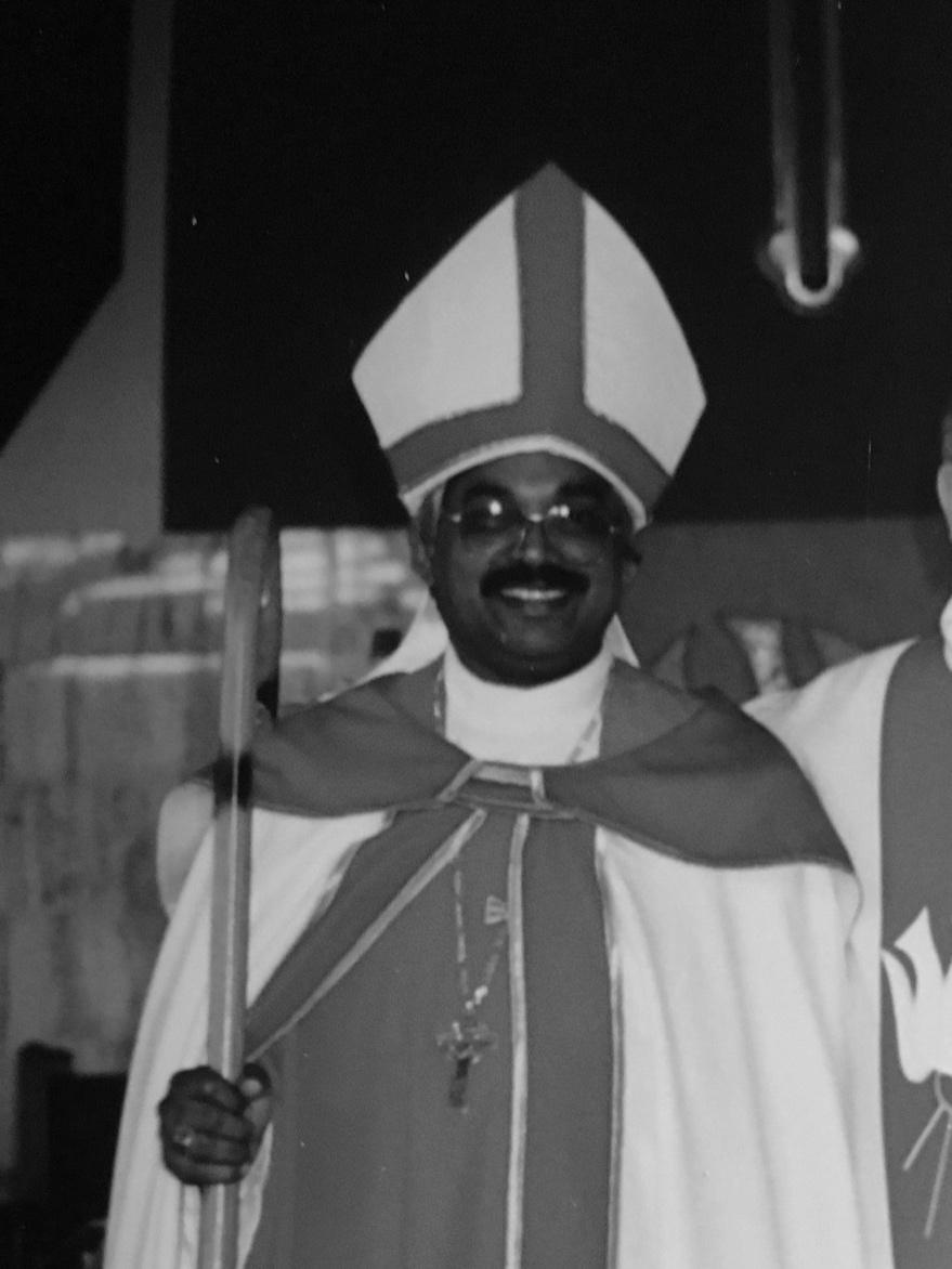 Archbishop Durasingh James