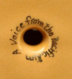 A Voice from the Pacific Rim lyrics on Strange Beauty.jpg