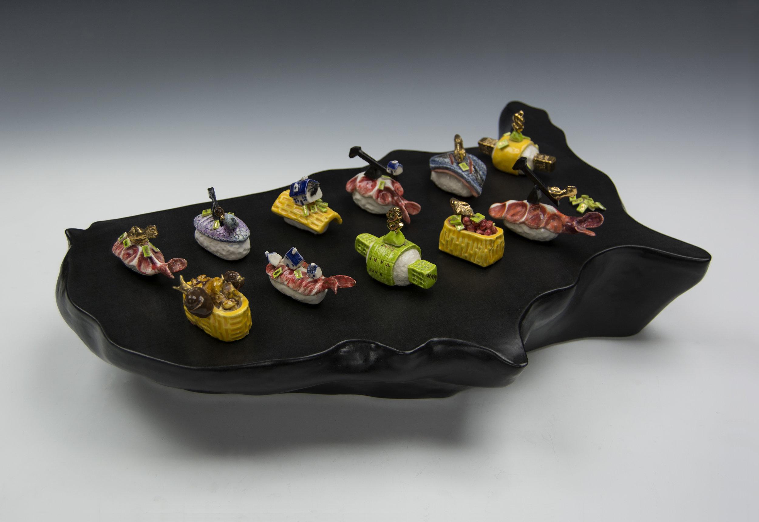 Sushi America's Fast Food