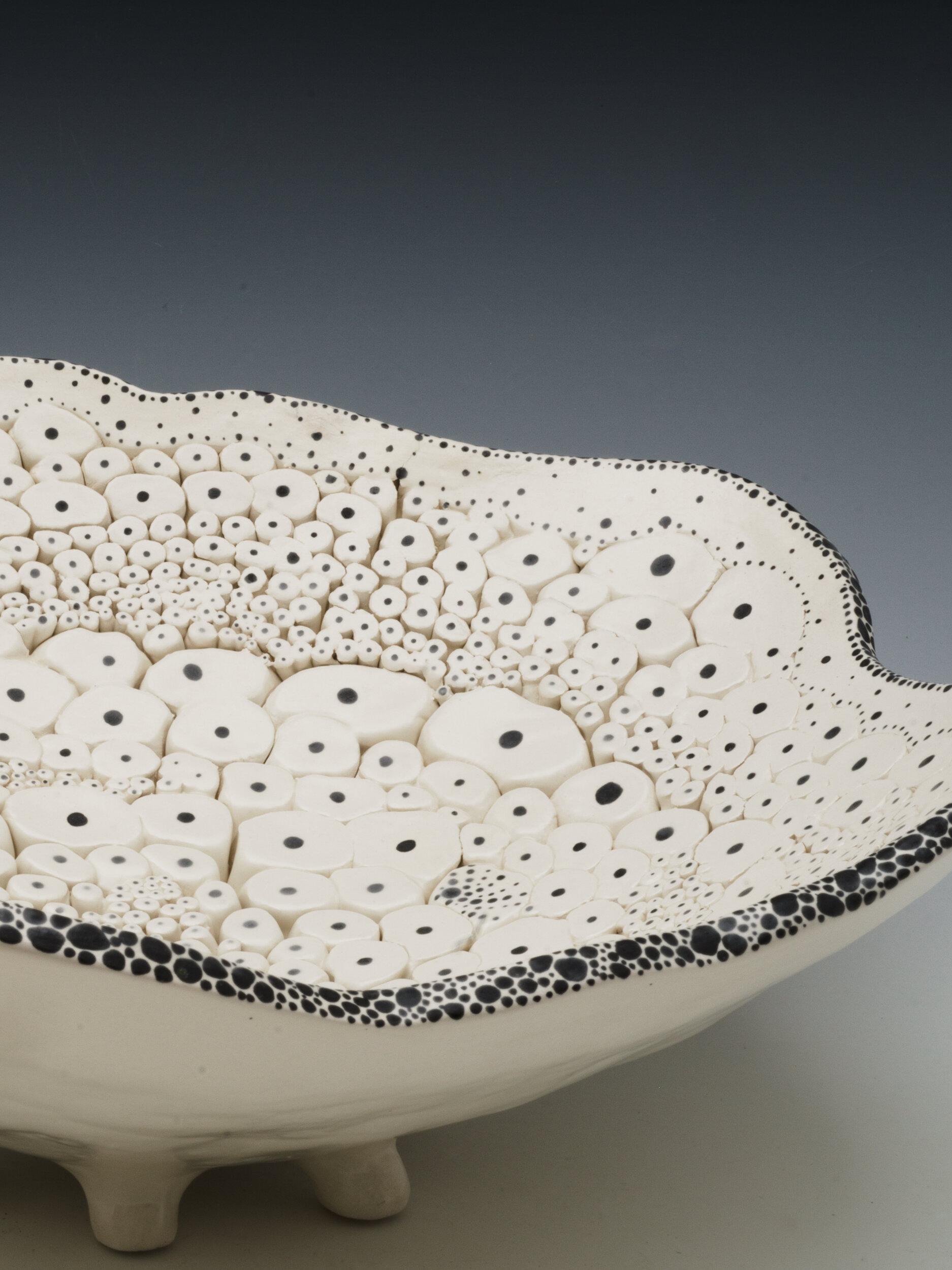 Coral Bowl Detail