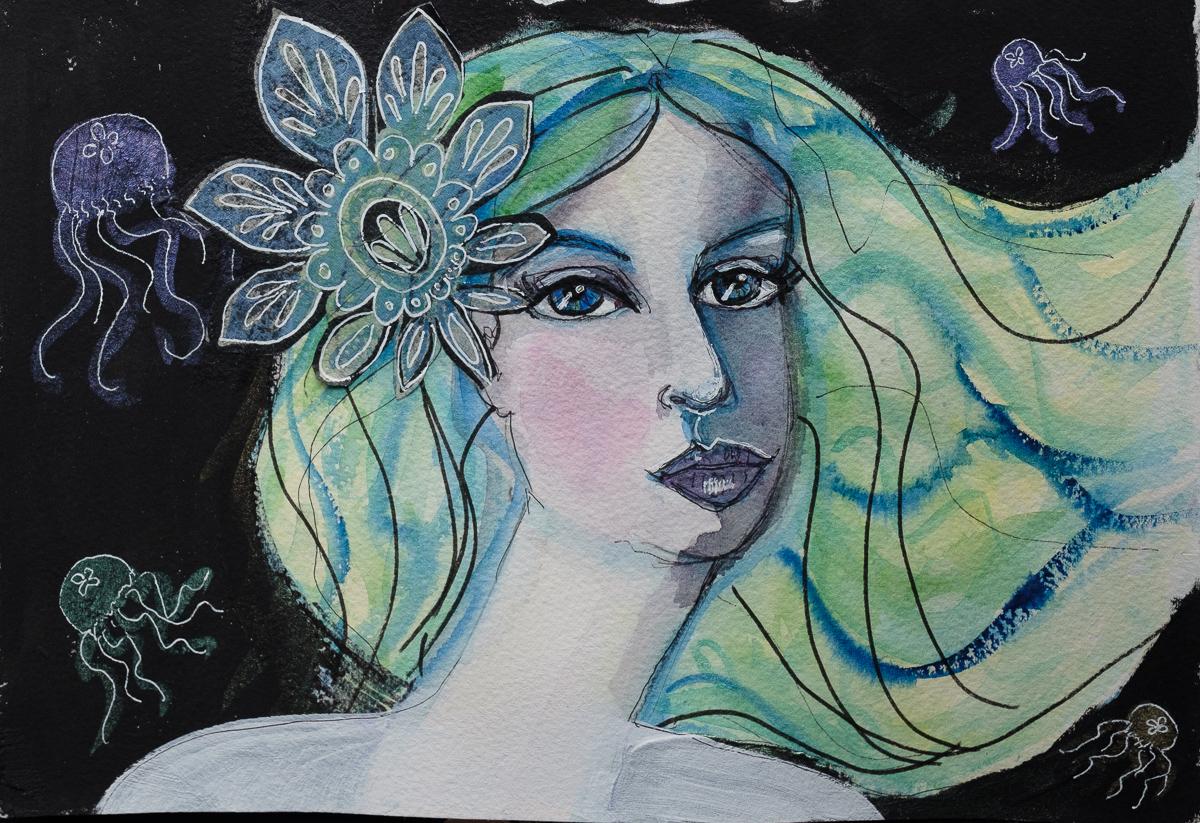 Jellyfish Princess