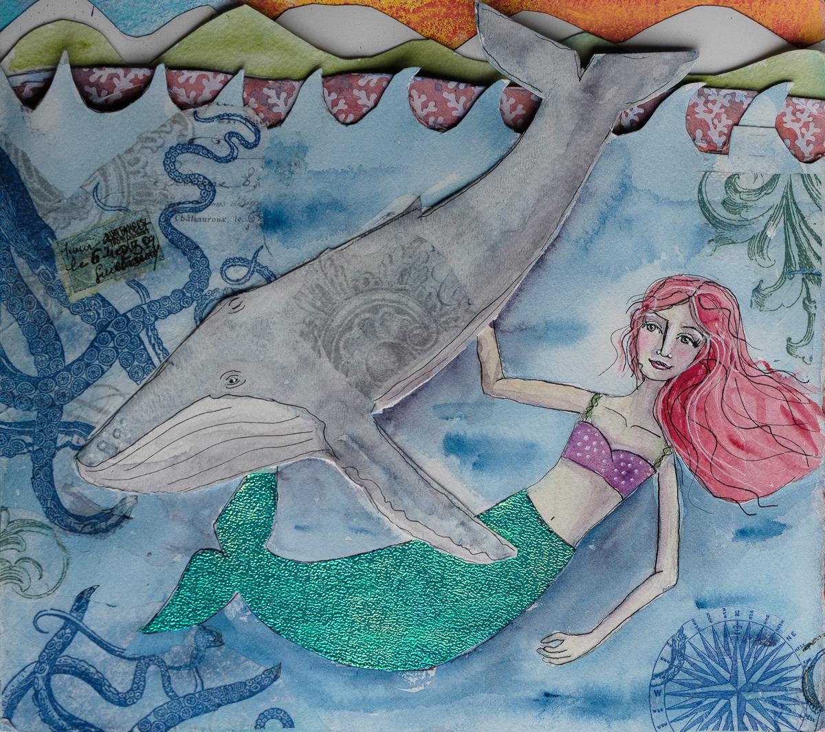 Mermaid and Humpback