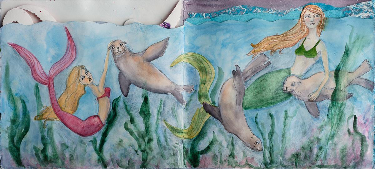 Seal Sisters