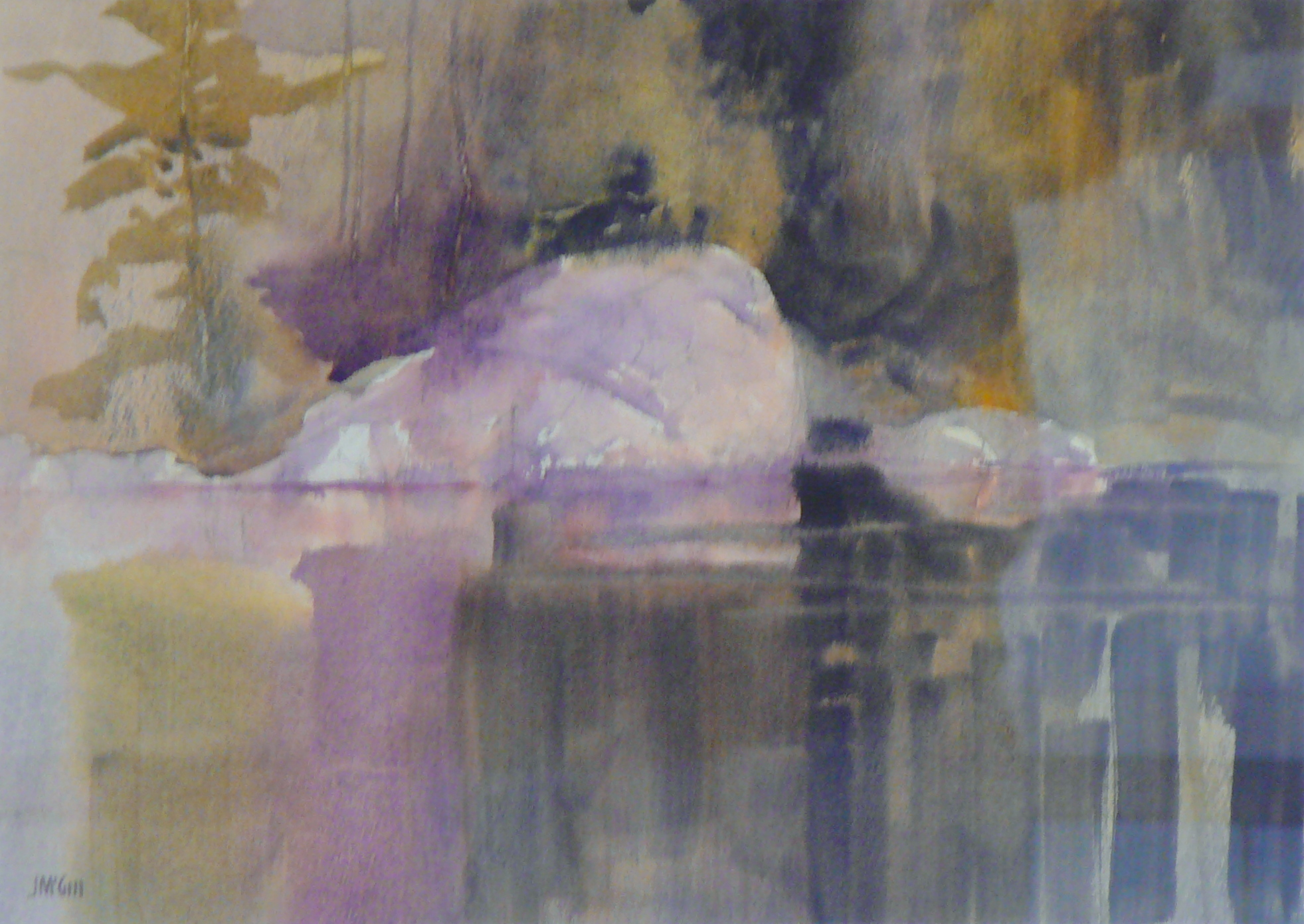 Still Waters    SOLD