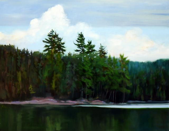 Bice Lake, Algonquin   SOLD