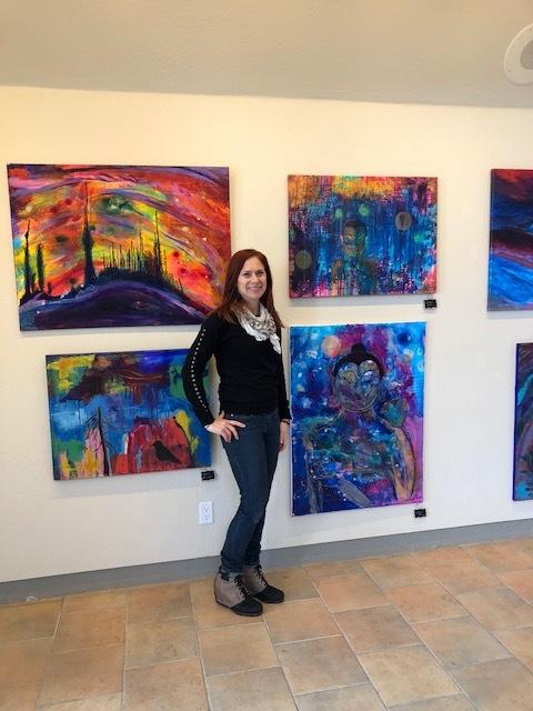 337 Mirada Art Show , March '18