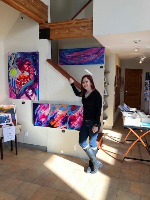 337 Mirada Art Show , January '18