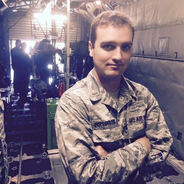 2nd Lt. Christopher Fullington  - Family Medicine at Travis Air Force Base, CA