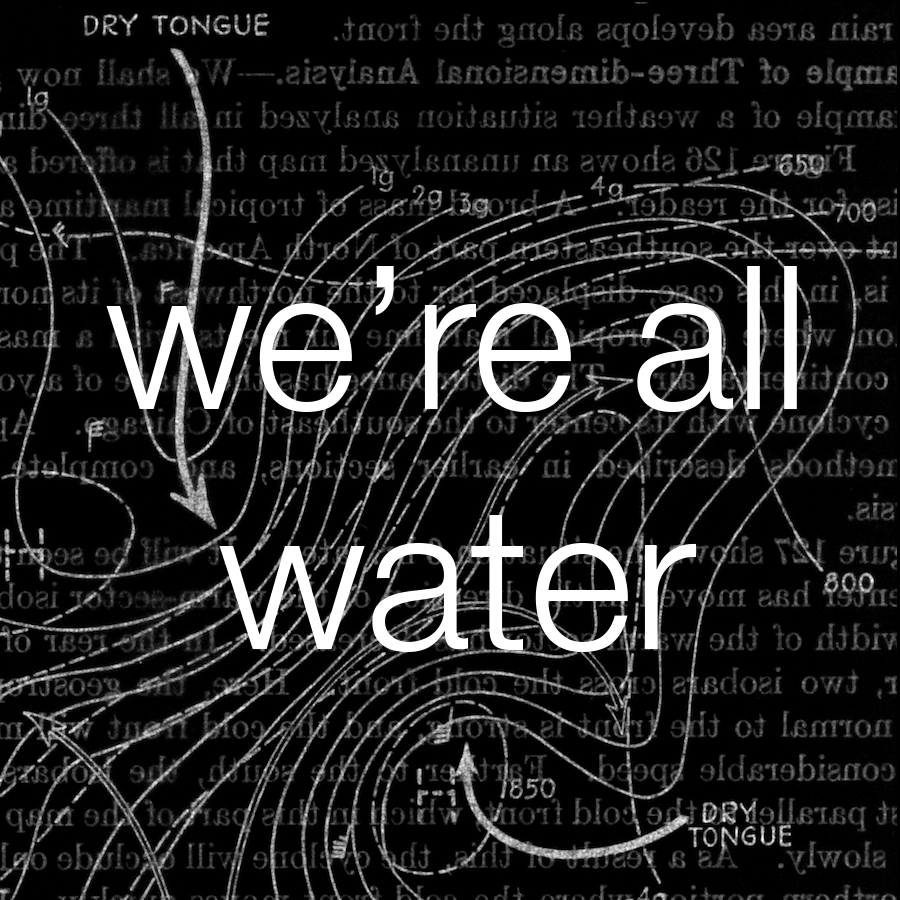 Essay about water, Madeline Gins, writing and reading. Originally published in CBAA's  Book Art Theory  blog.