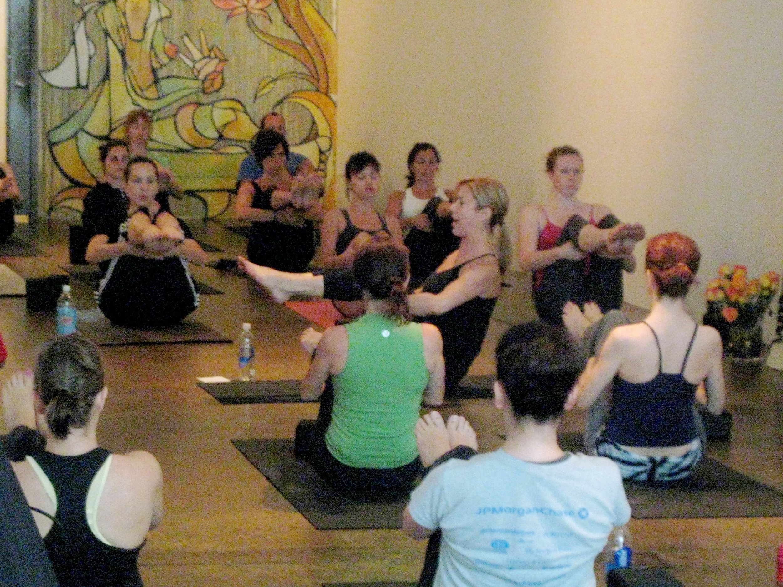 Yoga Class Chicago