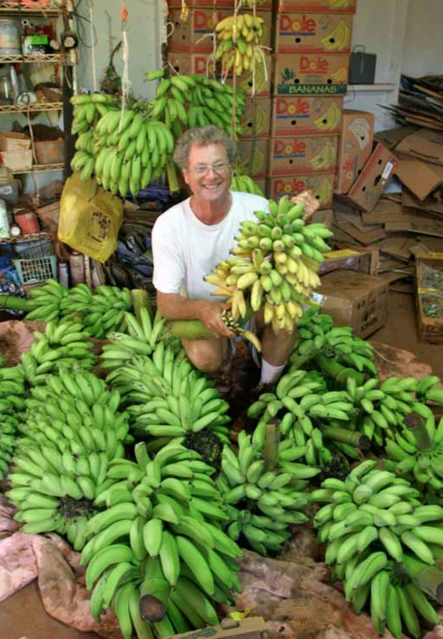 John Wooten of Wooten's Farm Kauai