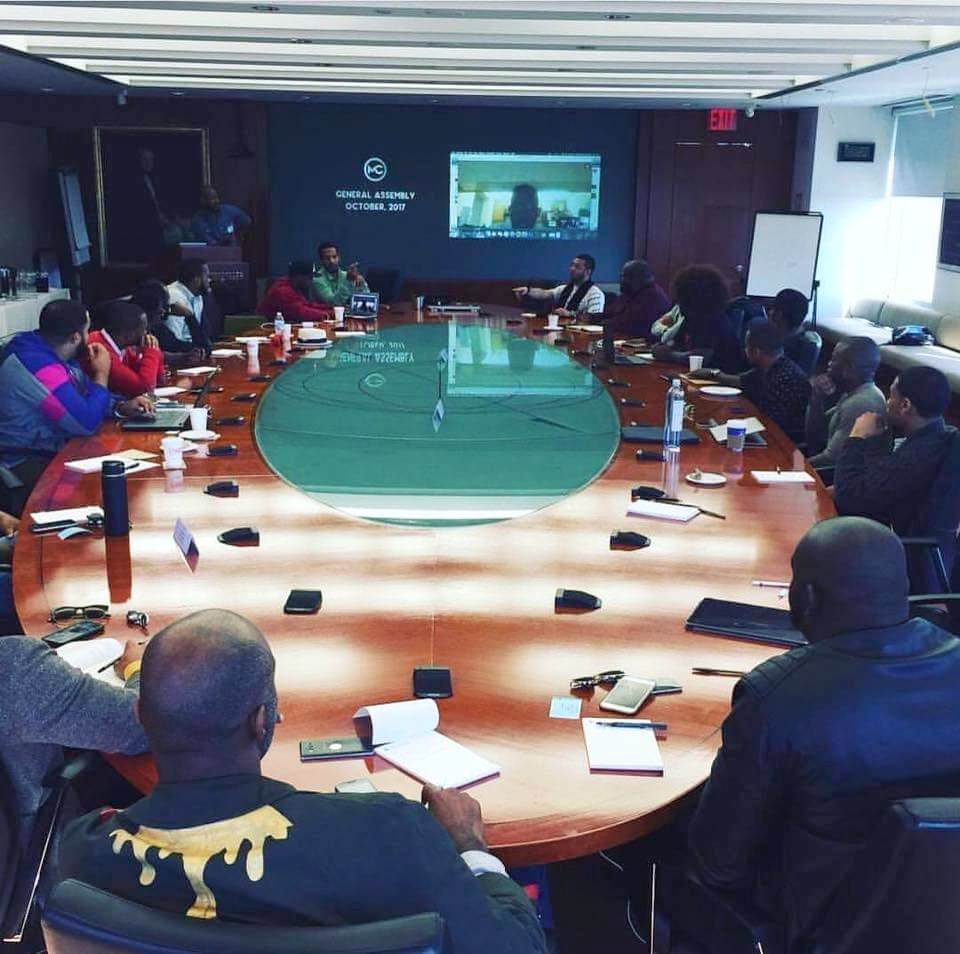 Mastermind Connect Meeting at The Rockefeller Foundation