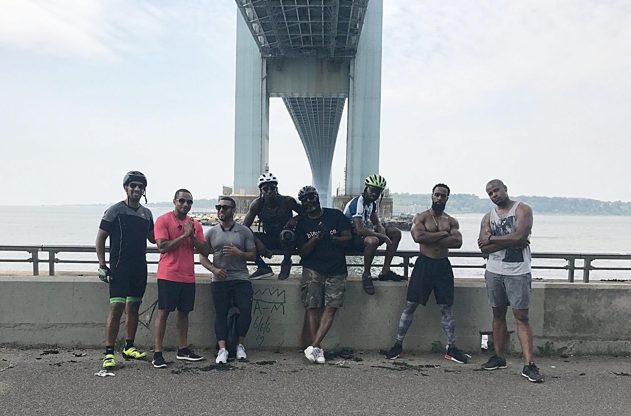 Social Bike Ride in Brooklyn, NY