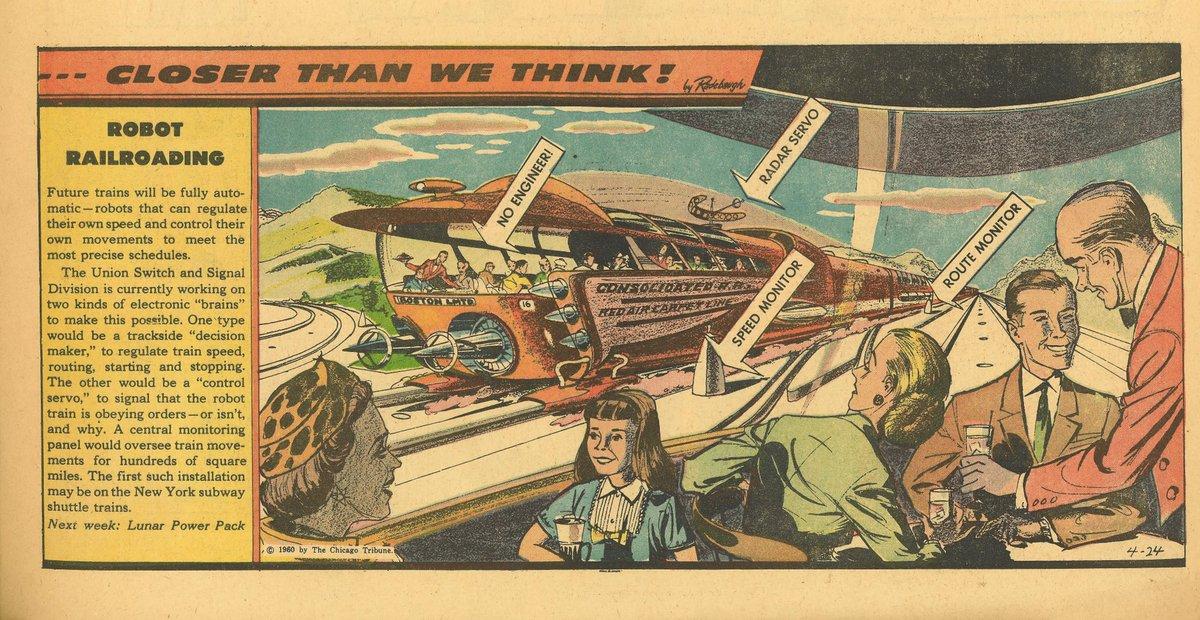 Robot Railroading