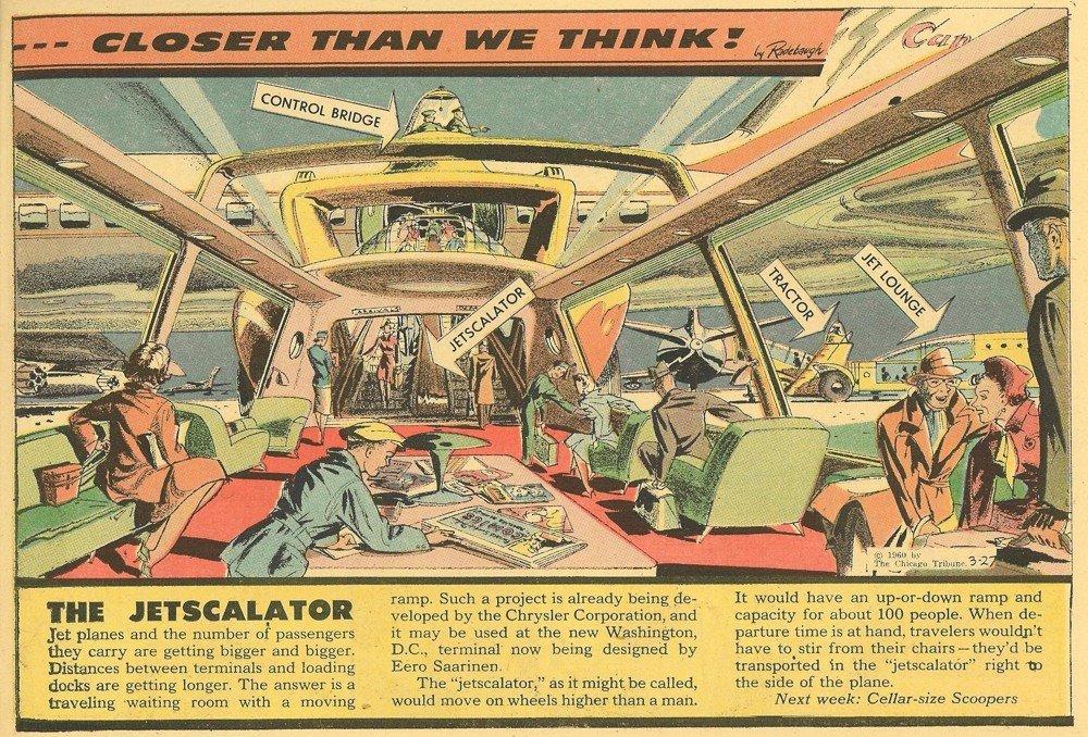 Jetscalator