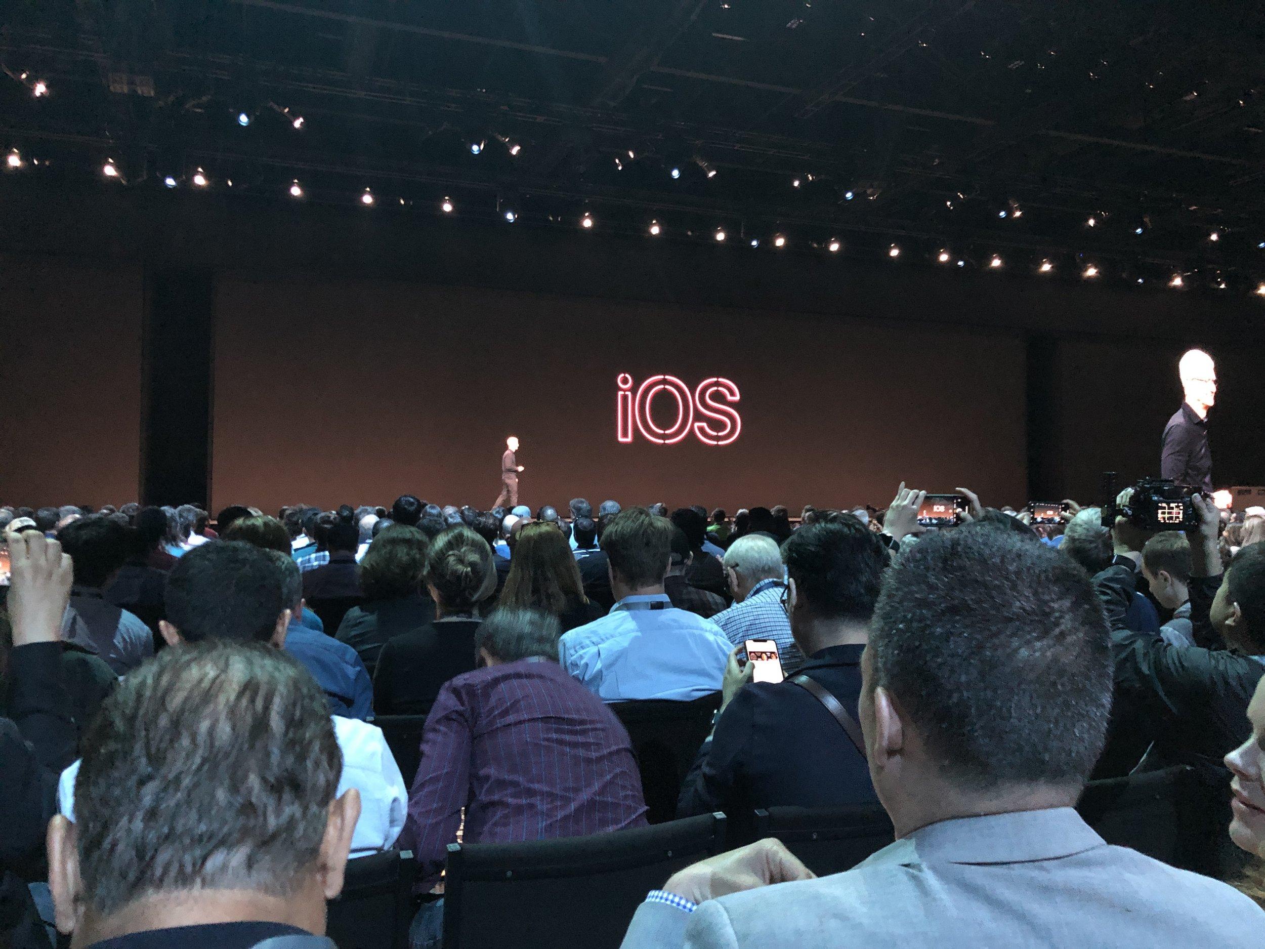 iOS 13 Presentation