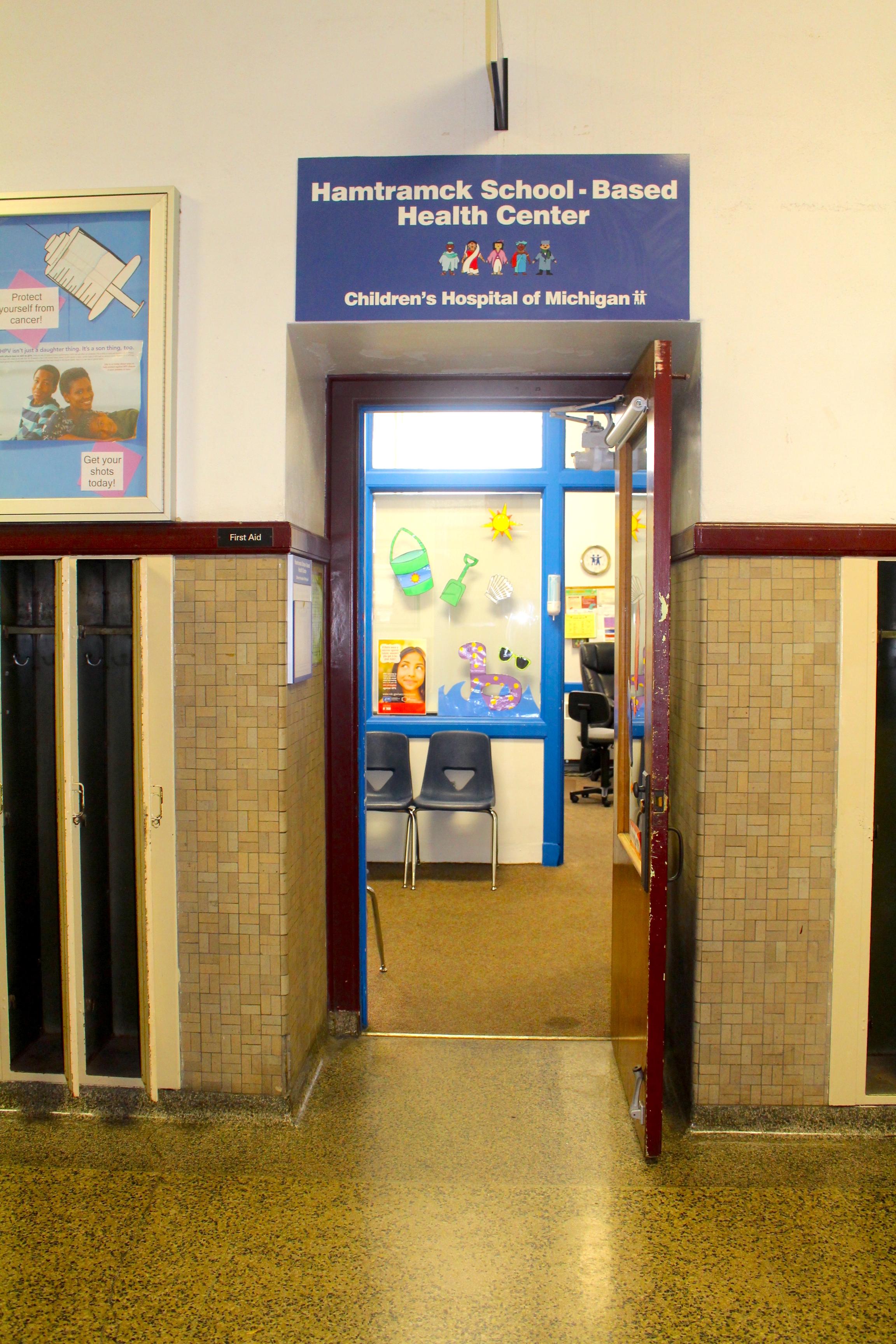 Hamtramck School-Based Health Center 1.JPG