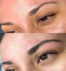 For elongating. - Photo: Before and AfterService: Microblading