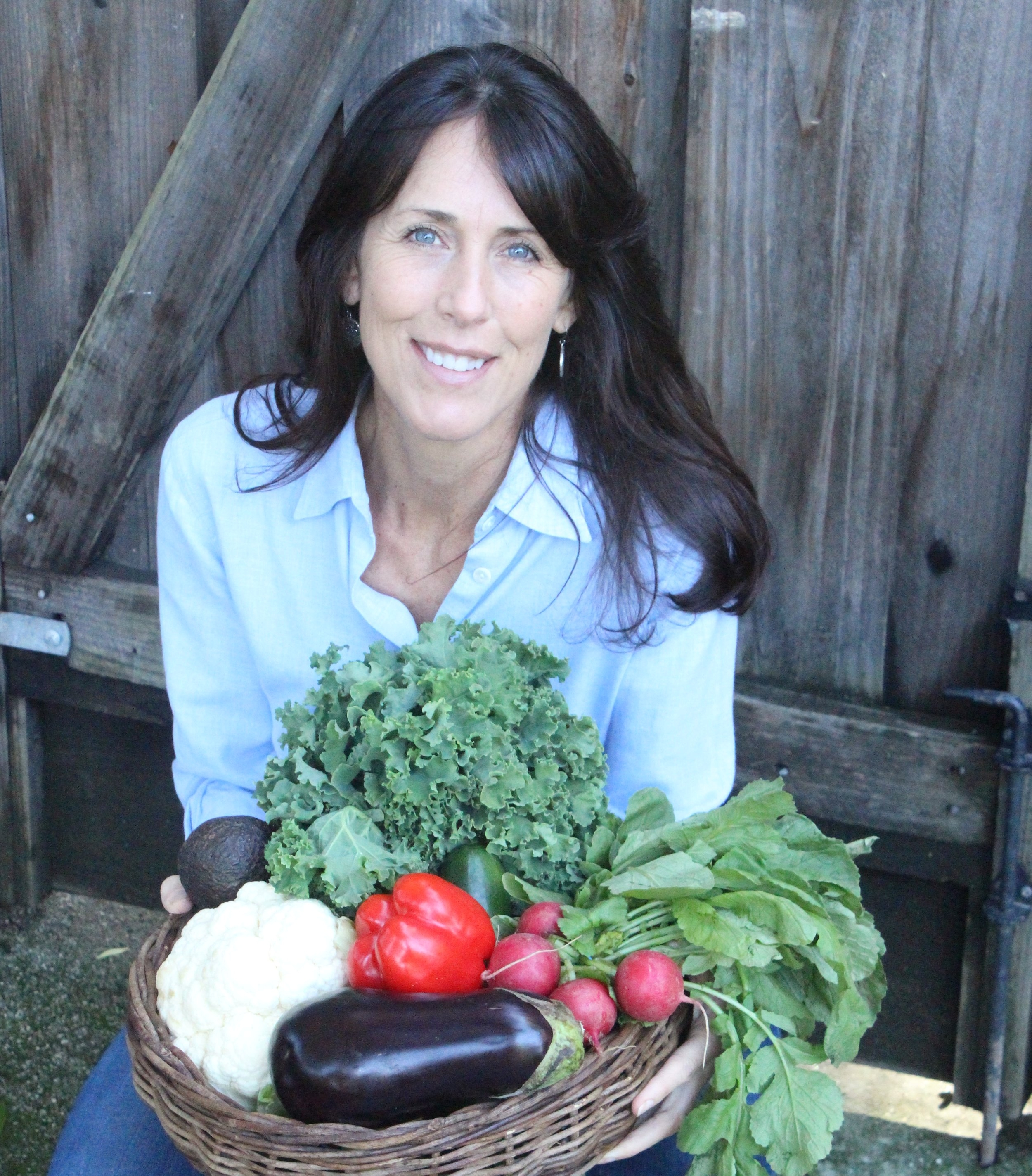 Deborah Blake, N.C and Co-Owner of Bites Beyond Limits