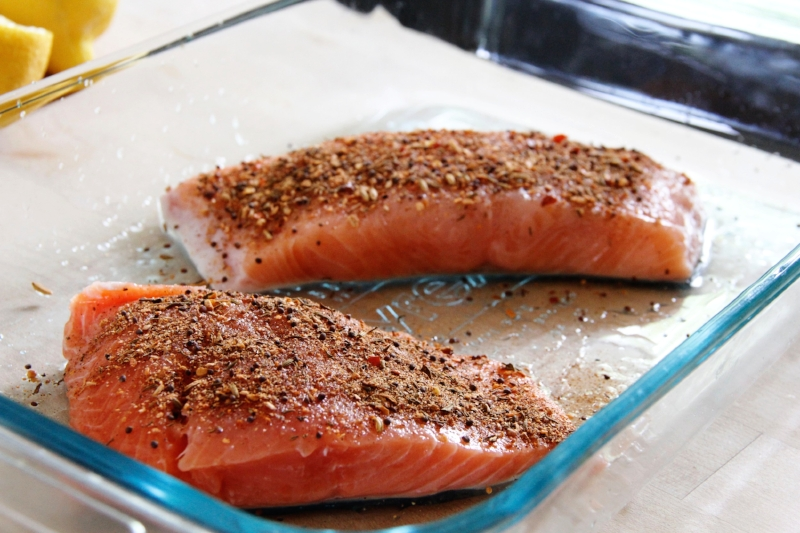 salmon-cutlets