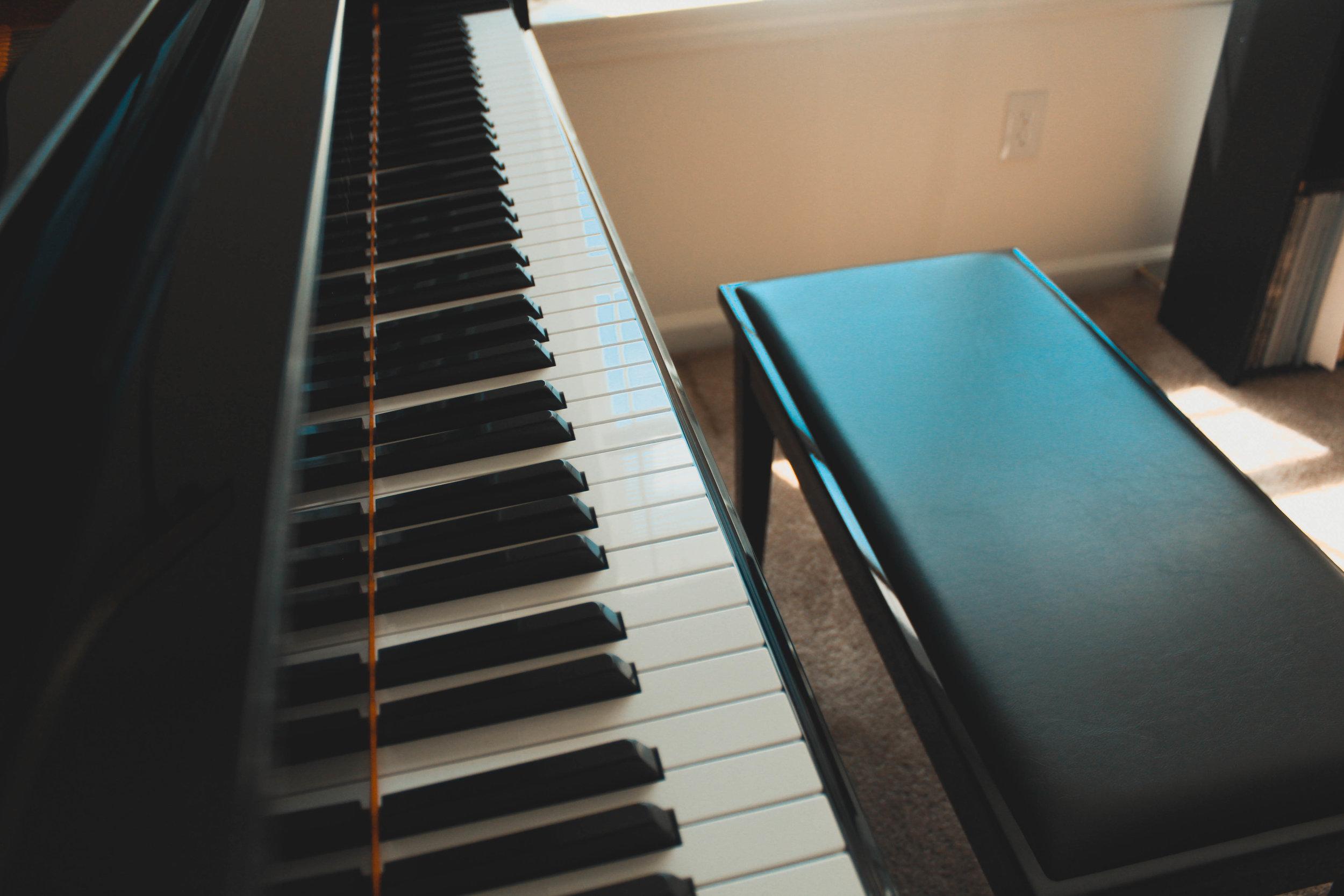 Piano move - starting at $175.