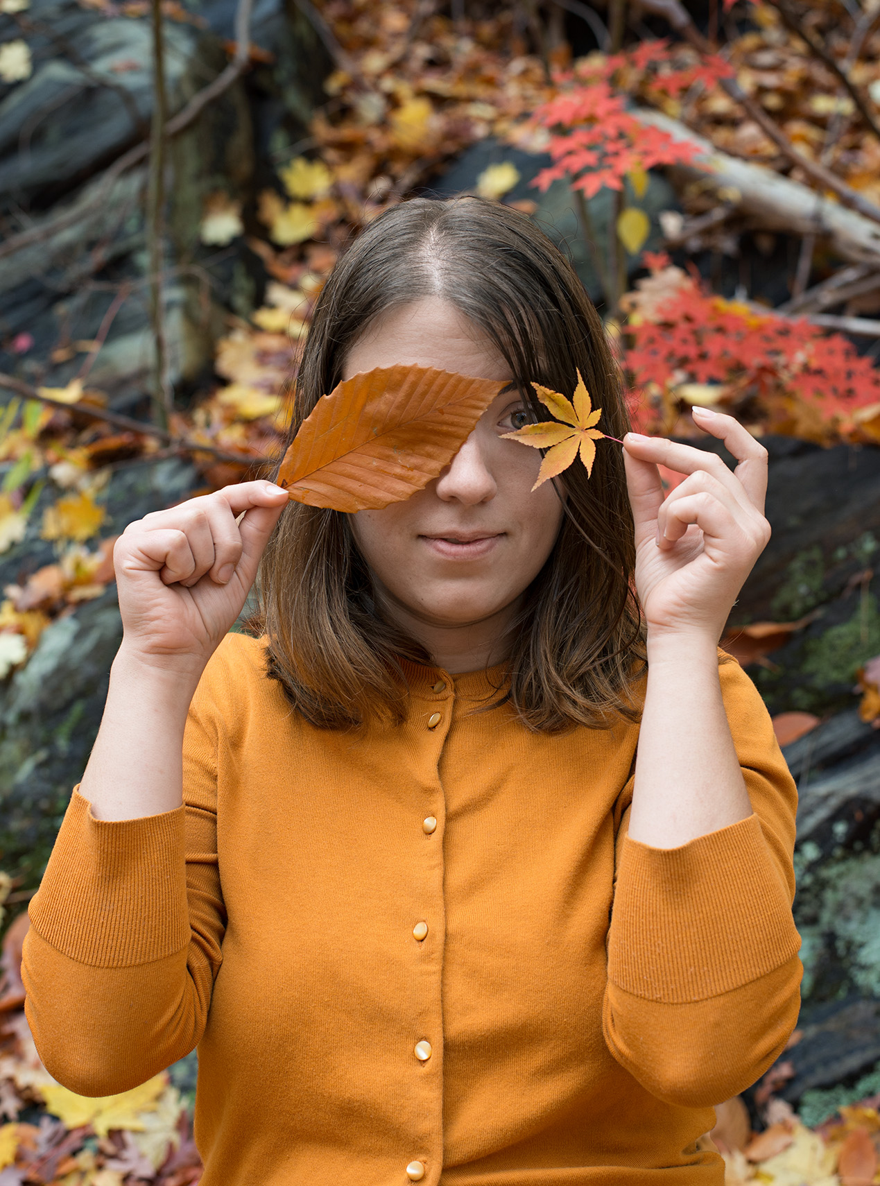 LeahEdelmanBrier_Hannah with leaves.jpg