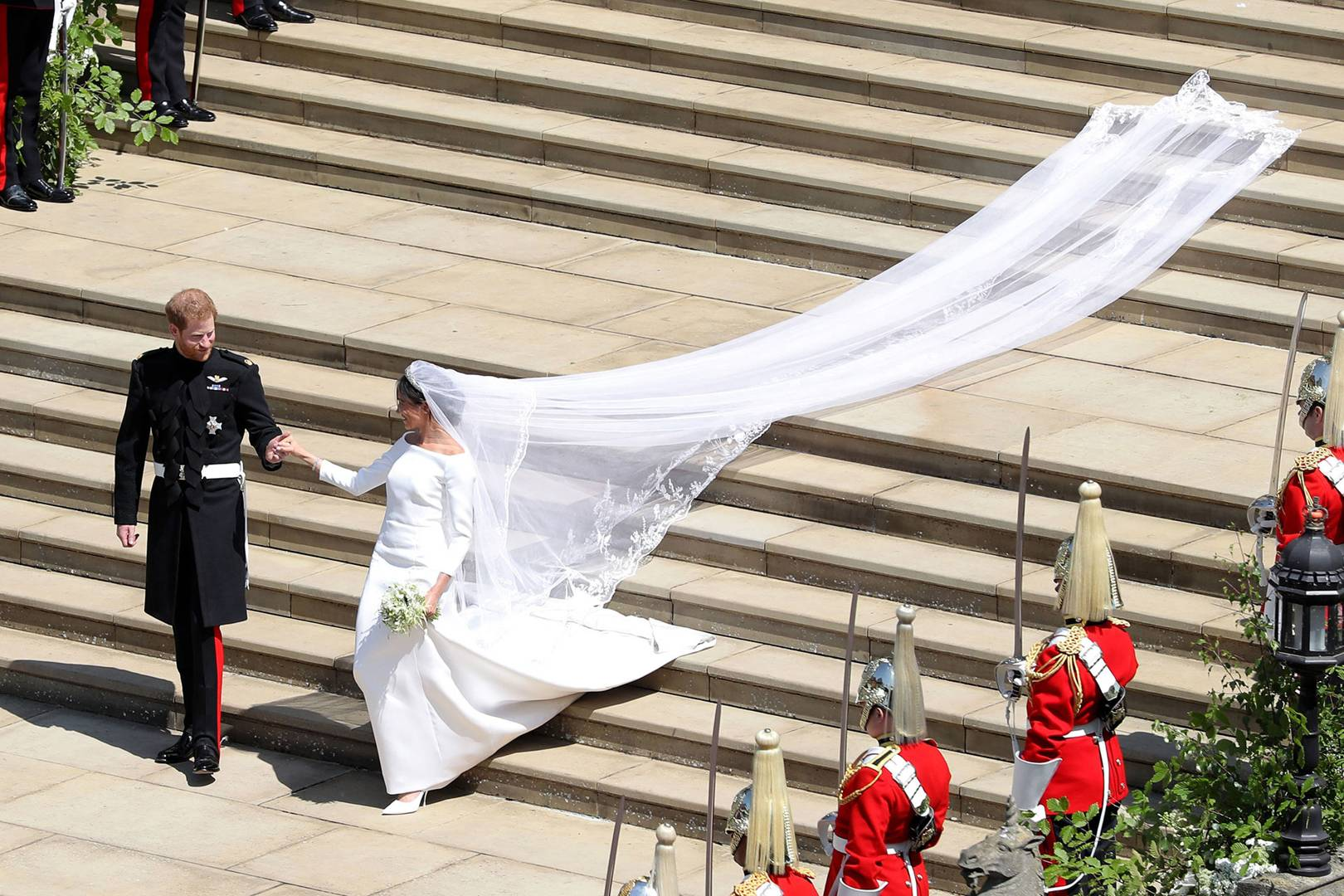 Wedding of Meghan and Harry