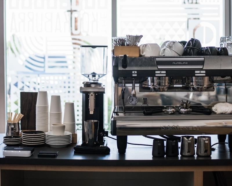 Visit Our Cafés -