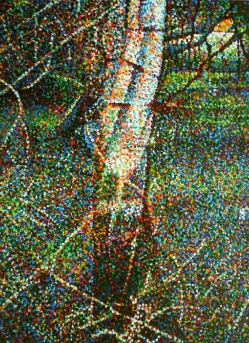 The Pixel Woods