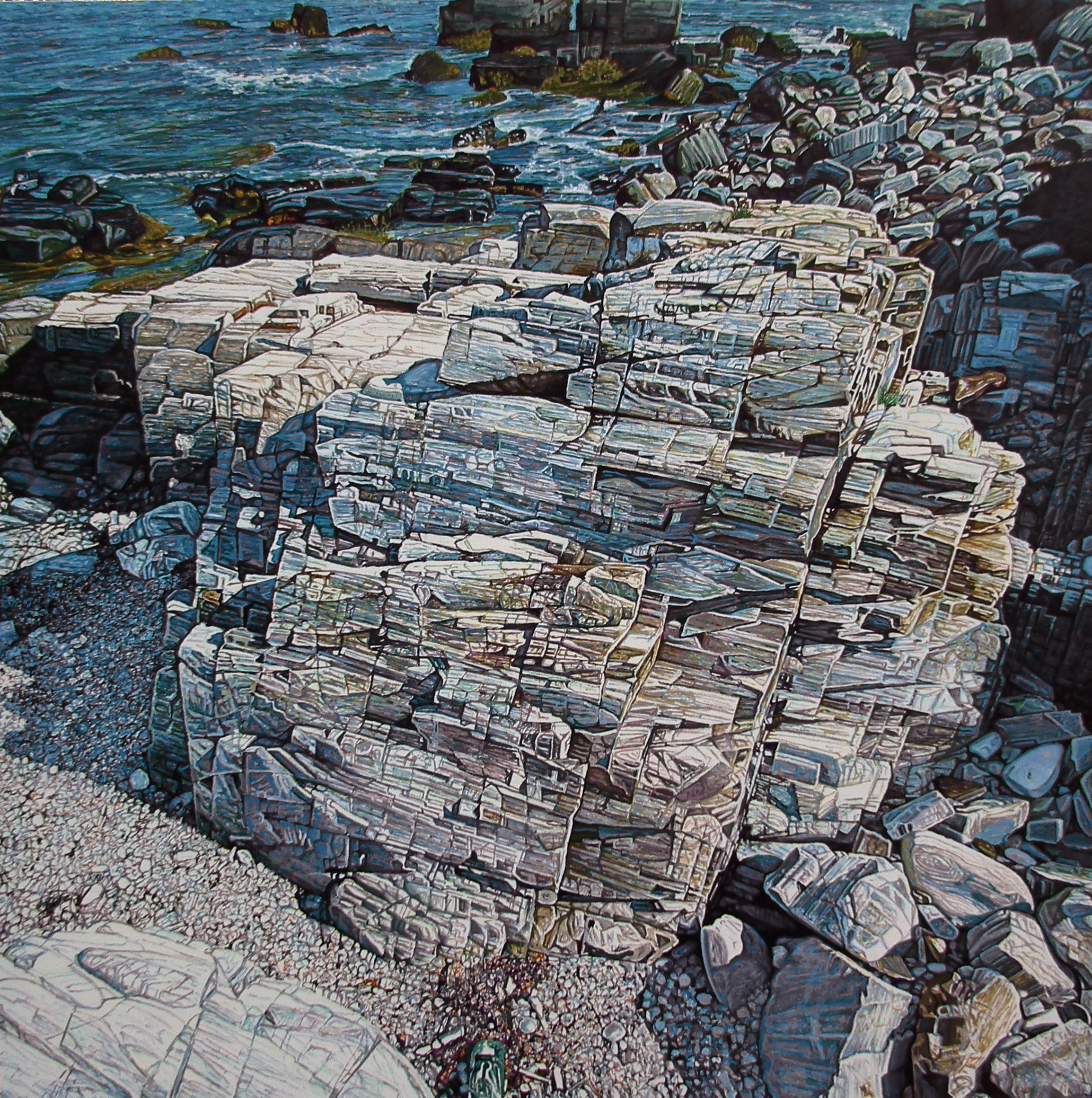 Coastal Waters No.18