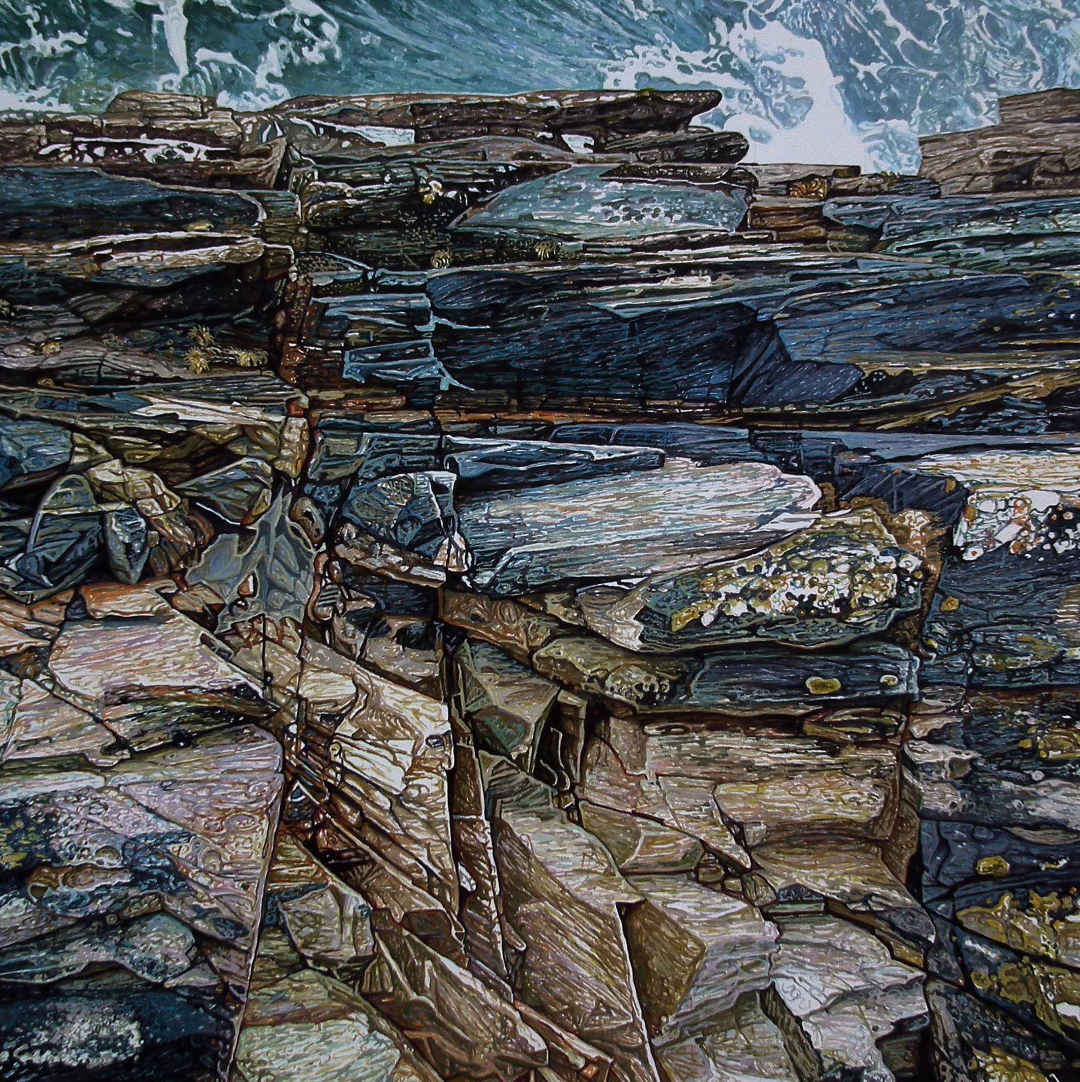 Coastal Waters No.17