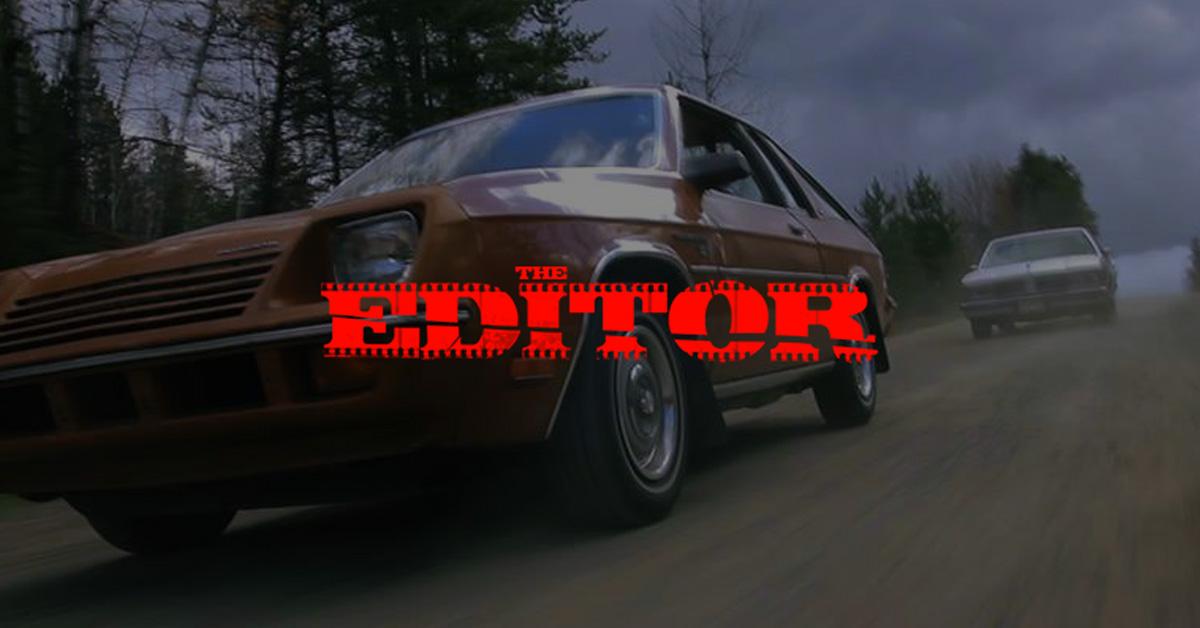 Astron-6 The Editor