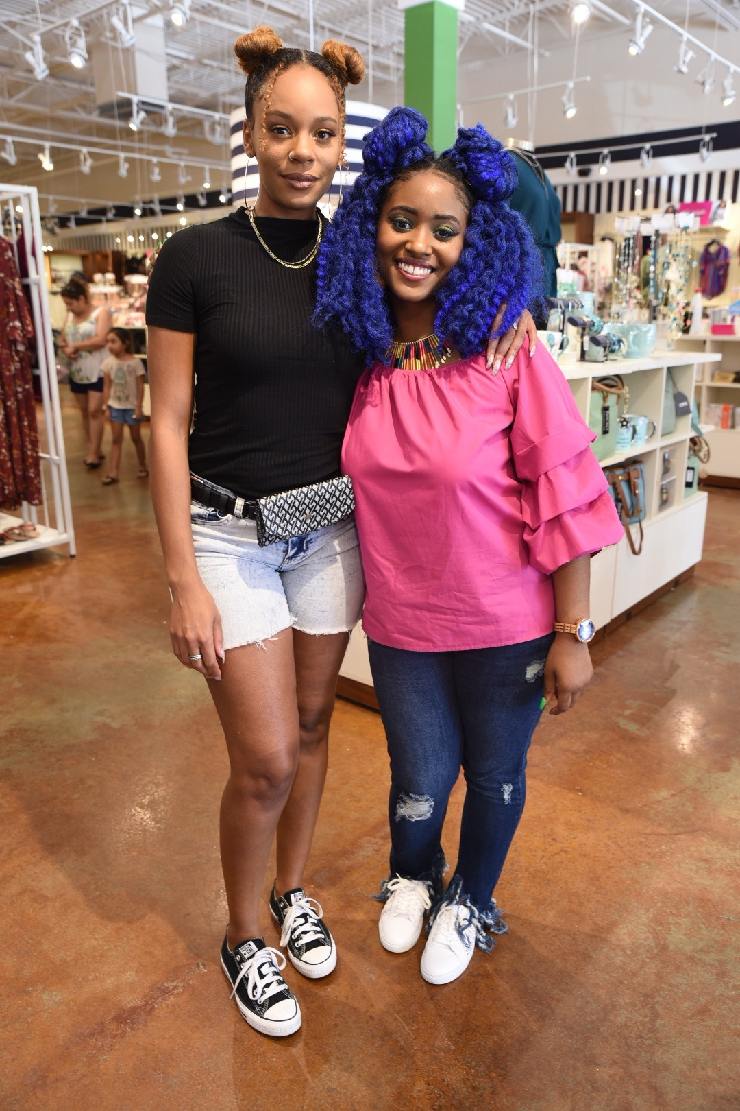 Me & Renee, Blogger from  @Ibrenee