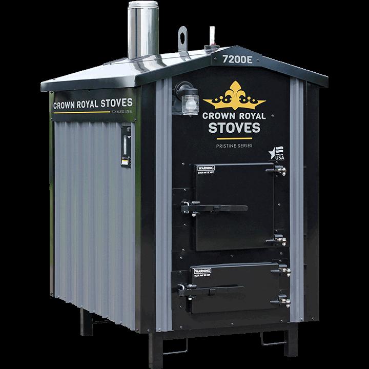 Crown Royal EPA Boilers - Full Stainless Steel Gasification Boilers