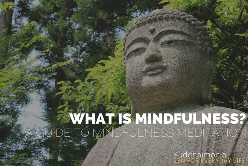 What is Mindfulness? A Guide to Mindfulness via Buddhaimonia, Zen for Everyday Life