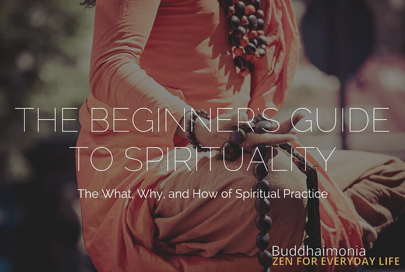 The Beginner's Guide to Spirituality (1)